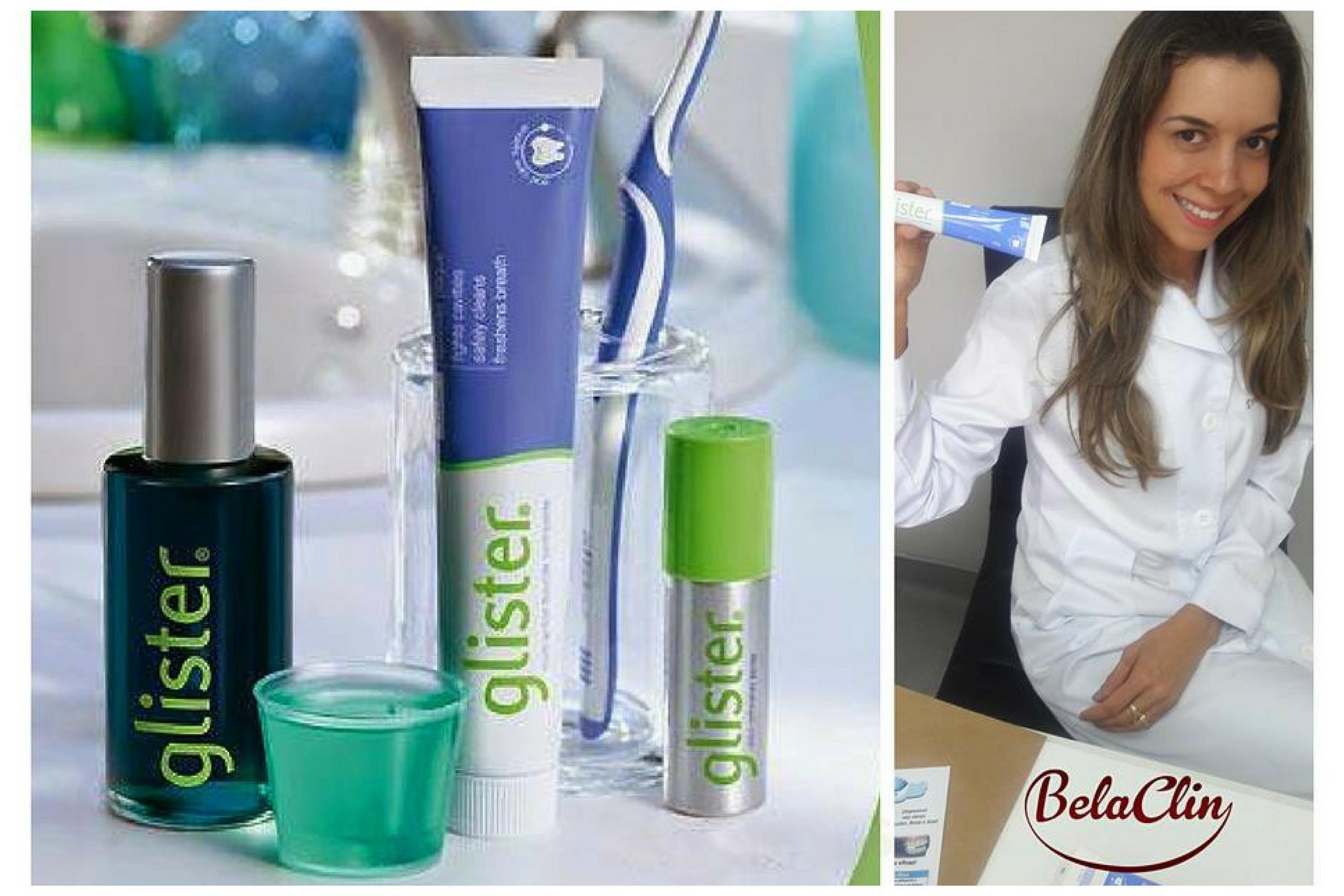 Glister™ Sistema de Tratamento Bucal
