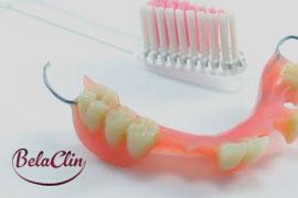 Prótese dentária preço
